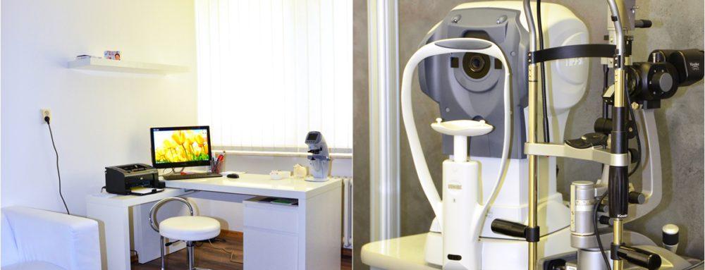 Očná ambulancia Myjava